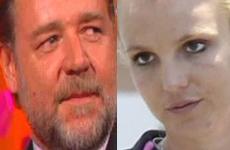 Russell Crowe rechazó a Britney para un duo Toxic