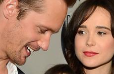 Ellen Page y Alexander Skarsgard NO son novios – Fuentes