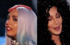 El single de Lady Gaga y Cher:  A Gaga no le gusta!