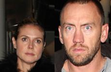 Heidi Klum se pelea en público con su novio Martin Kristen