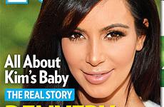 Kim Kardashian: El drama en la sala de parto [People]