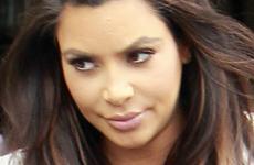Kim Kardashian quiere comer su placenta para verse más joven