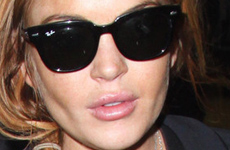 Por esto Lindsay Lohan se fue del Betty Ford!