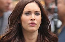 Megan Fox: ataque de histeria porque se le caía el cabello en mechones!!!