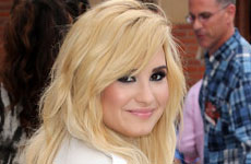 El look rubio de Demi Lovato: HOT o NO