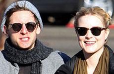 Evan Rachel Wood y Jamie Bell tuvieron a su bebé! Baby boy!!