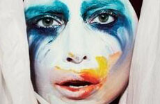 Lady Gaga revela cover de su nuevo single 'Applause'