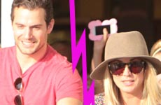 Kaley Cuoco y Henry Cavill Terminaron – It was fast!