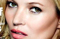 Kate Moss niega haber consumido heroina o haber sido anorexica…