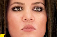Khloe Kardashian enfrenta a la amante de Lamar? [InTouch]