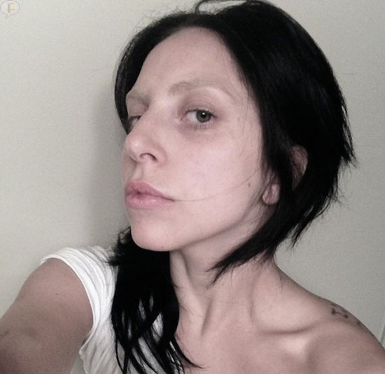 lady-gaga-no-make-up-single-announcement
