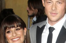 Lea Michele no tenía idea que Cory había recaído? UPDATE!!!