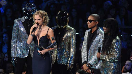 Taylor Swift, Pharrell Williams