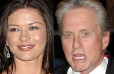 Catherine Zeta-Jones y Michael Douglas se divorcian?