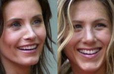 Jennifer Aniston y Courteney Cox ya no son amigas?