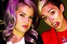 Kelly Osbourne a Miley: Deja de sacar la maldita lengua!!!