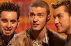 Justin Timberlake se reunirá con *NSYNC en los MTV VMAs