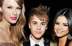 Awww Taylor Swift ODIA a Justin Bieber!