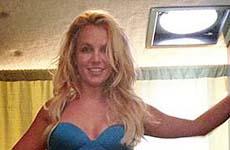Britney muestra su cuerpo en bikini en la grabación de 'Work B*tch'