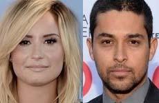 Demi Lovato y Wilmer Valderrama probablemente son pareja?