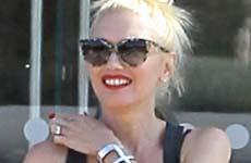 Gwen Stefani embarazada por tercera vez??