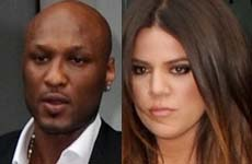 Khloe Kardashian no quiere a Lamar Odom en casa
