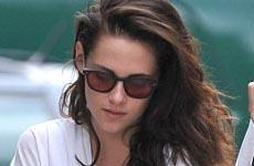 Kristen Stewart se está quedando calva?