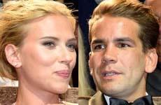 Scarlett Johansson comprometida con Romain Dauriac