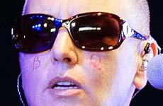 Sinead O'Connor se tatuó la cara – WTF?