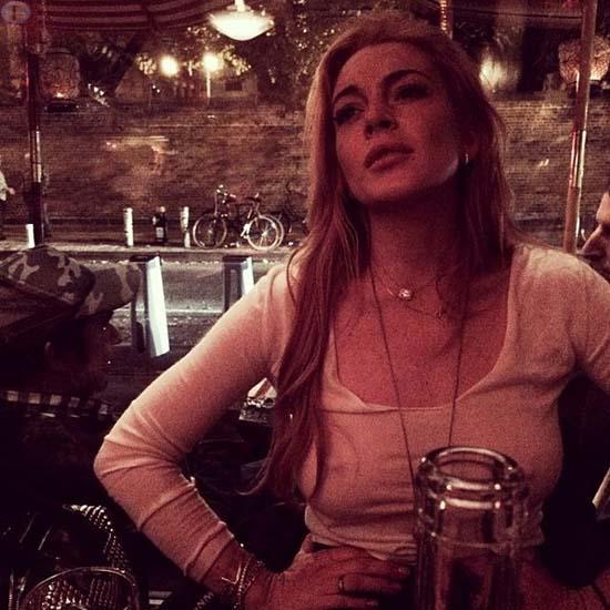 Lindsay Lohan continúa sobria? Of Course!!