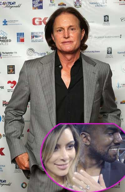 Guess What? A Bruce Jenner no lo invitaron!