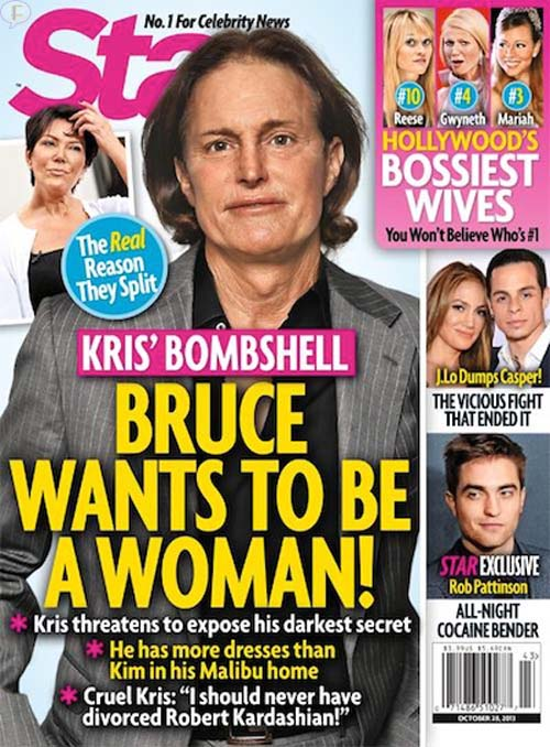 Bruce Jenner quiere ser Mujer?? WTF? - STAR