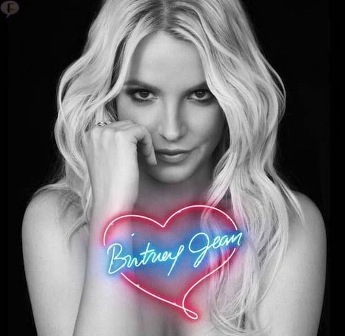 """Britney Spears revela cover de """"Britney Jean"""" y escribe a sus fans"""