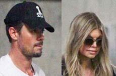 Fergie y Josh Duhamel planeando su segundo baby!