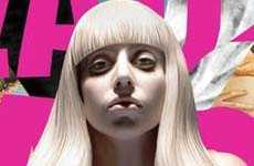 La portada de ARTPOP de Lady Gaga…