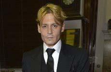 Johnny Depp y su nuevo look rubio – HOT o NO!