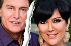 Kris Jenner & Bruce Jenner separados hace un año! It's OVER!