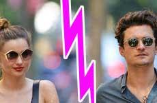Orlando Bloom y Miranda Kerr se separan!