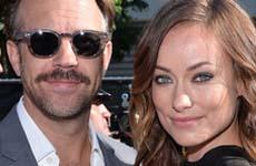 Olivia Wilde y Jason Sudeikis esperan su primer baby!!