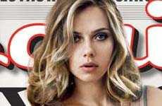 Scarlett Johansson: La Mujer Más Sexy 2013 – Esquire