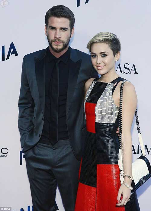 Miley Cyrus le escribe arrepentida a Liam??
