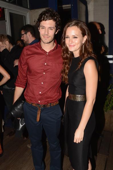 Leighton Meester y Adam Brody comprometidos?
