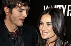 Ashton Kutcher no le dará DINERO a Demi Moore