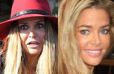 Denise Richards y Brooke Mueller: Tregua Temporal