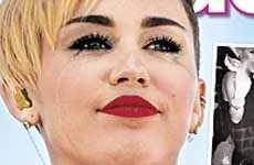 Miley Cyrus se burla del titular de InTouch: I need Help!