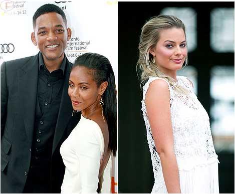 Will Smith infiel con su co star Margot Robbie?