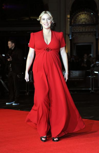 Kate Winslet tuvo un varón! Baby Rocknroll!
