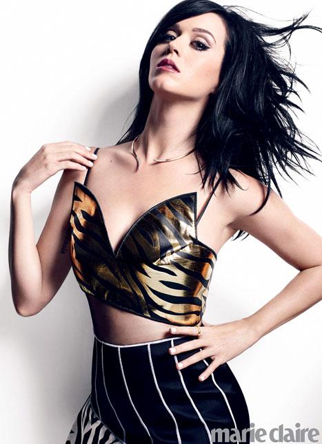 Katy Perry: el divorcio de Russell fue muy fuerte [Marie Claire]