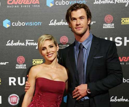 Natalie Portman no besó a Chris Hemsworth en 'Thor: The Dark World'!