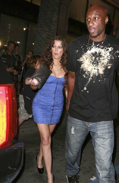 Khloe Kardashian teme que Lamar Odom sea gay?? LOL WHAT?